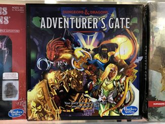 D&D Adventurer's Gate - Nuovo board game in arrivo?