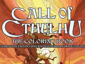 Call of Cthulhu - Il libro da colorare ? gratis!