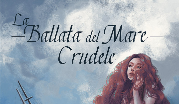 La Ballata del Mare Crudele, titolo dell'edizione italiana di Alas for the Awful Sea.