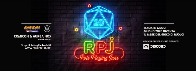 Slider del Role Playing June