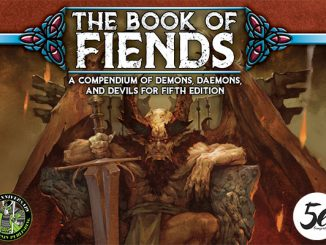 The Book of Fiends 5e - Un compendio di mostri diabolici