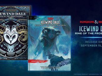 Nuova avventura D&D 5e in Icewind Dale: Rime of the Frostmaiden