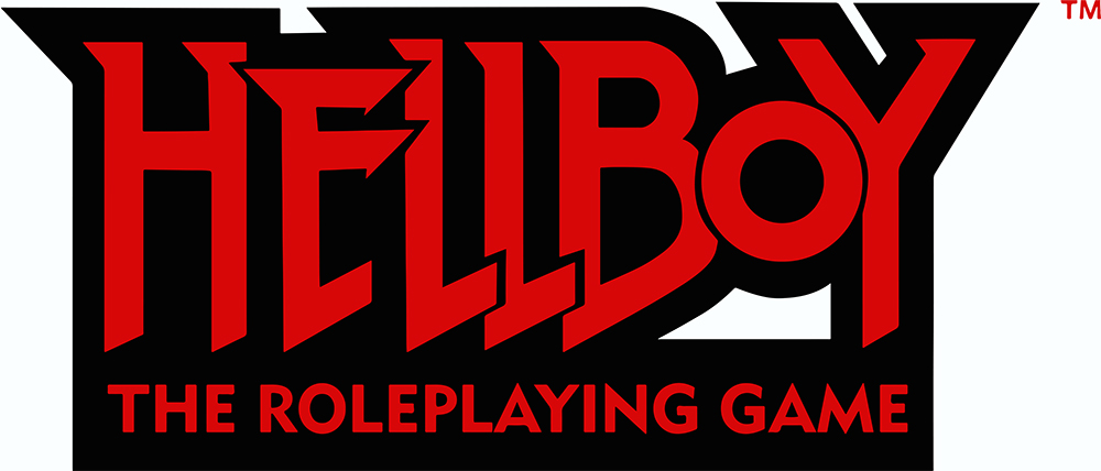 Logo di Hellboy: The Roleplaying Game